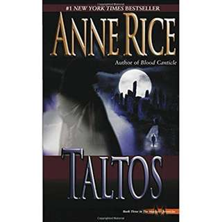 [eBook] Taltos - Anne Rice