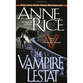 [eBook] Vampire Lestat - Anne Rice