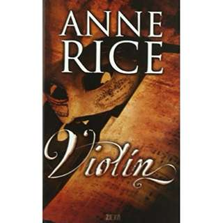 [eBook] Violin - Anne Rice