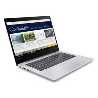 Kredit Laptop Bandung Lenovo IP320 AMD A9/4GB/VGA 2 GB
