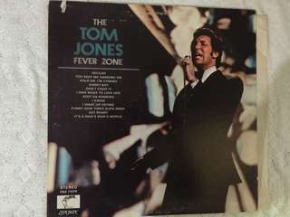 Tom Jones Vinyl cd
