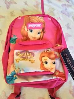 Sophia the first small jansport backpack for toodlers