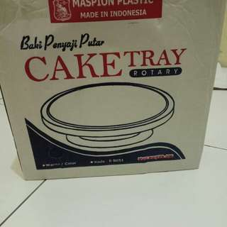 Cake tray desain