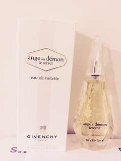 Givenchy Ange Ou Demon Le Secret 2013