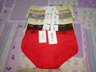 6pcs.CK Cotton Panty