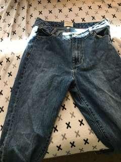 Insight size 10 jeans