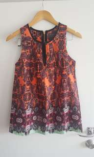 New Top Size 8