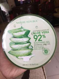 Original aloe vera soothing gel 300ml