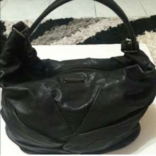 REDUCED Burberry Leather Bag