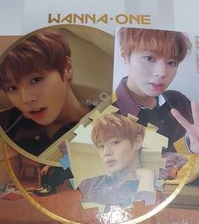 Wanna one 志訓day全set