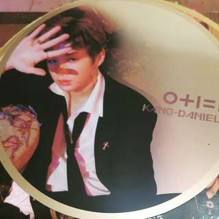 Wanna One Daniel Night Mirror