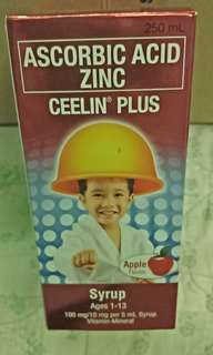 Ceelin plus Zinc 250ml