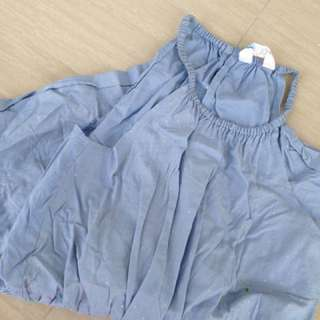 REPRICED!!! Free by Cotton On Jumpsuit (for kids)