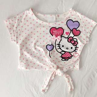 Sanrio Hello Kitty Blouse