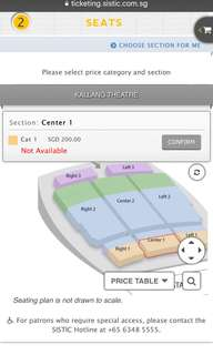 Phil and Dan interactive tour VIP tickets