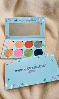 Authentic Makeup Addiction Meadow Palette