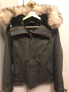 TNA-VAIL: heritage series winter jacket