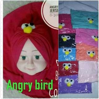 Contoh model angrybird