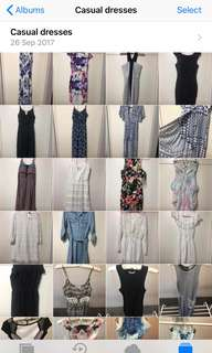 CASUAL DRESSES FOR SALE!