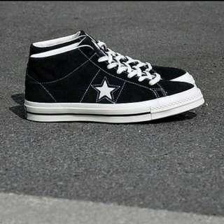 Sepatu Converse One Star Mid 70 Suede Original Bnib