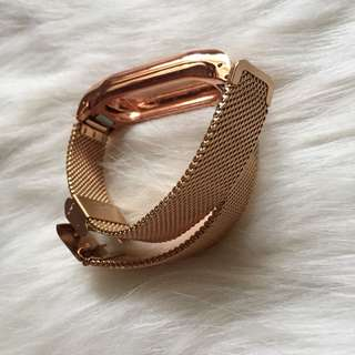 Rose gold Strap only for Xiaomi Band 2