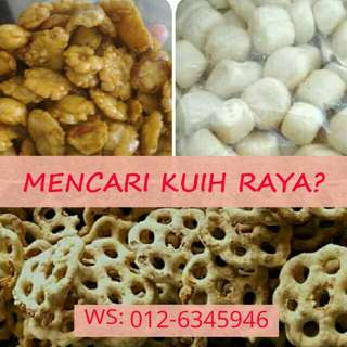 🔥RECOMMENDED🔥💍KUIH CINCIN💍 Ready To Eat Snack! DARI SABAH! #driedfoodfromsabah
