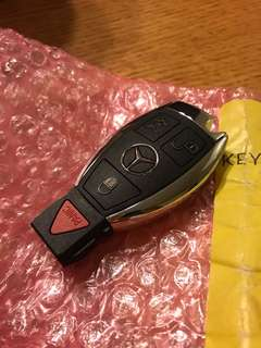 Mercedes-Benz Blank Remote Key