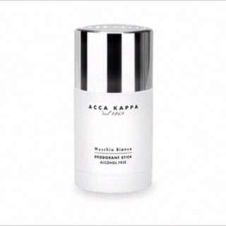 🚚 【Acca Kappa】白麝香體香膏 75ml