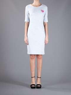 Markus Lupfer grey dress