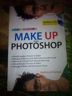 Makeup photoshop