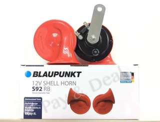 Blaupunkt 12V Shell Horn S92 RB92mm Diameter Size