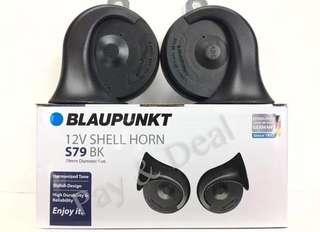 Blaupunkt 12V Shell Horn S79BK79mm Diameter Size