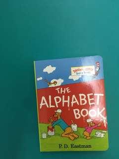 The Alphabet Book PD Eastman