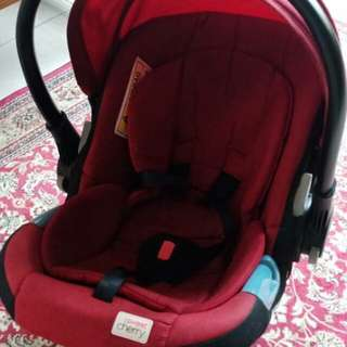 Baby car seat@carrier