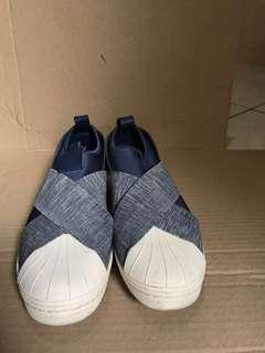 ORIGINAL! Adidas Superstar Slip On