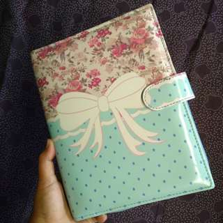 binder dompet 20 ring