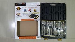 Titanium Drill Set 131pcs with case