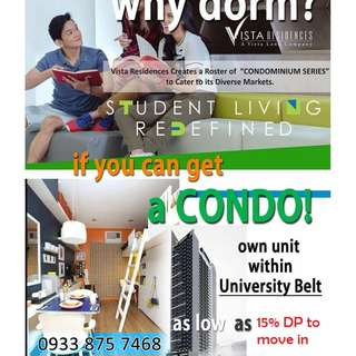 Condominium at Katipunan