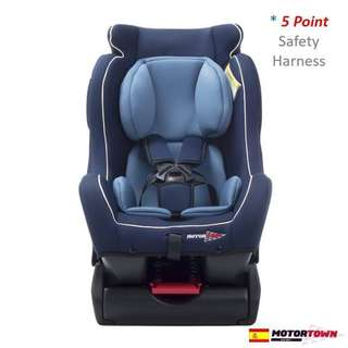 Motortown convertible carseat