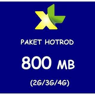 Kuota hotrod 800MB XL