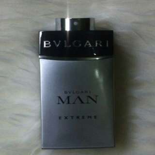 Bulgary Man Xtreme 100ml EDT ORIGINAL PARFUM UNBOX