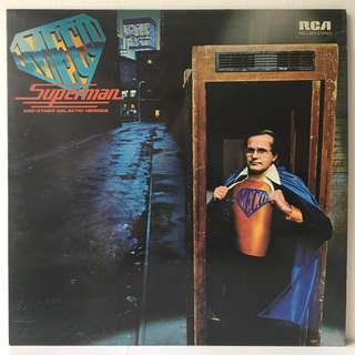 Meco – Superman And Other Galactic Heroes (1979 Pressing - Vinyl is Mint)
