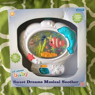 Sweet dreams musical soother
