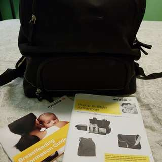 Medela Pump In Style Advanced - backpack