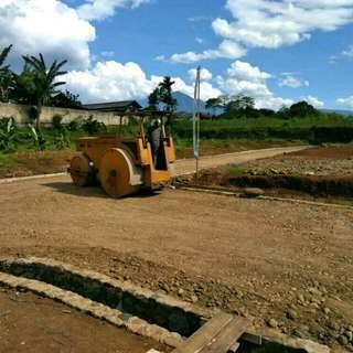 Tanah kavling siap bangun Tasnim Garden