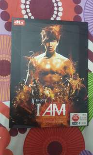 JJ 林俊杰 I Am World Tour Live In Taipei 2011 DVD