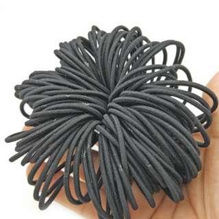 (In Transit) Elastic hair bands hair ties