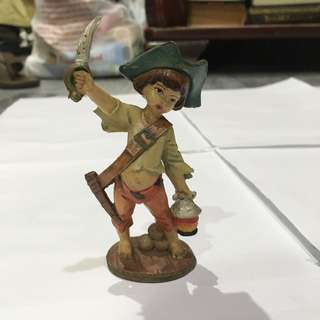 Imported Peter Pan-like Action Figure