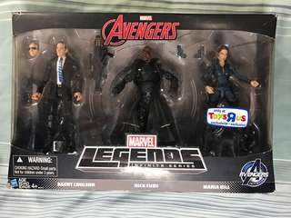 Marvel Legends Infinite Series Avengers