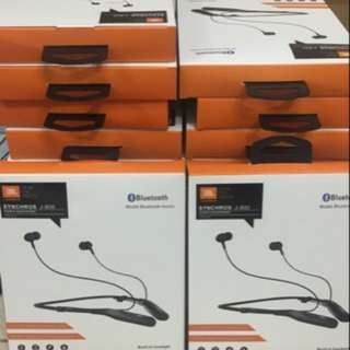 JBL Headset Bluetooth Synchros J- 800